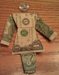 Money and women