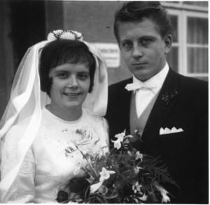 Werner wedding photo