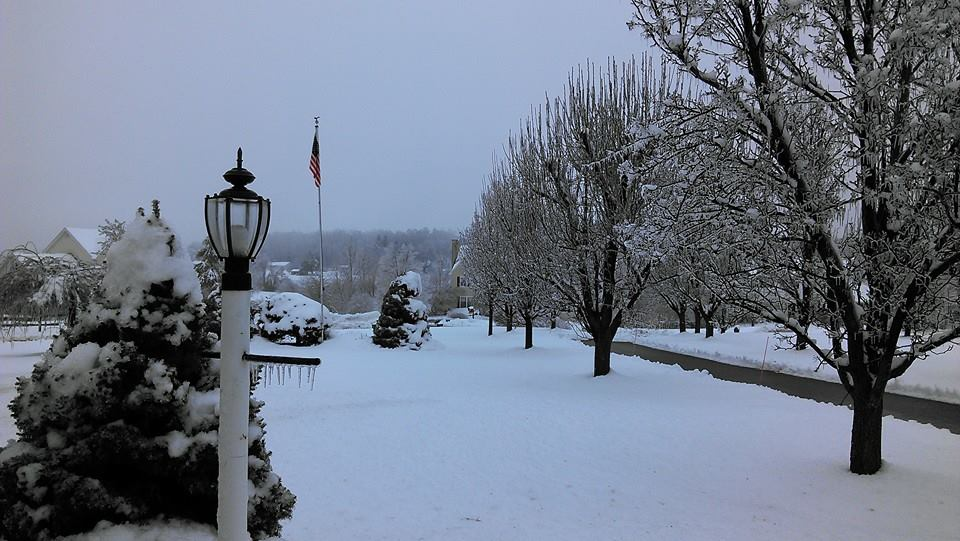 Counting our blessings – An interesting winter in PA