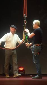 Mythbusters in Philly Nov 2014